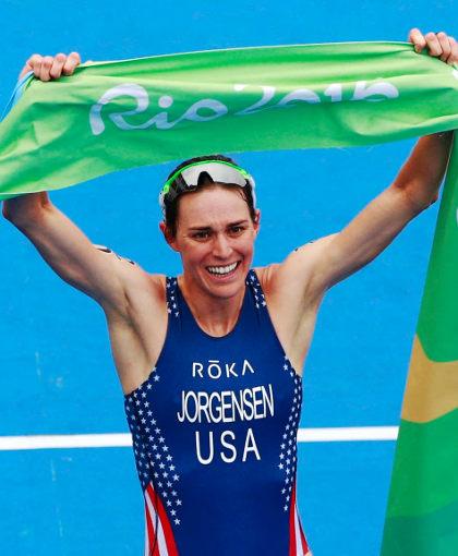 Jorgensen wins Rio