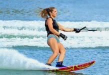 Esquiar en agua