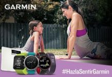 Garmin productos mama