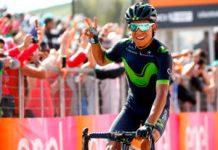 Nairo Quintana gana etapa 9 Giro D´Italia 2017