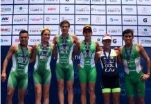 Triatlón Ixtapa 2017 - Podio General