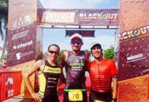 Triatlón Blackout Chetumal 2017