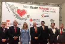 Carrera Cruz Roja 2017 - Rueda de prensa