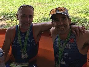 Antonio Alvarez y Jaime Cadaval