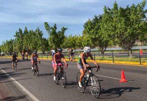 Triatlón Tequesquitengo - ciclismo