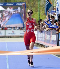 Flora Duffy Huatulco World Triathlon Cup