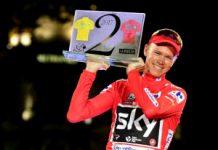 Christopher Froome - La Vuelta a España 2017