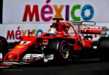 Gran Premio de México Fórmula 1 - Sebastian Vettel