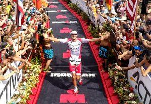 Jan Frodeno wins IM Hawái 2016