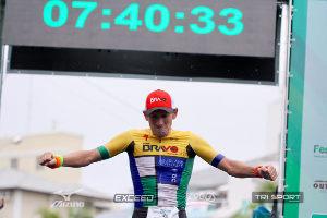 Tim Don - IRONMAN Florianopolis, Brasil - Nuevo record IM