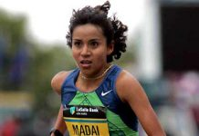Madaí Pérez - Maratón Chicago 2006
