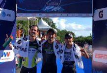 Triatlón Cozumel 2017 - ganadores