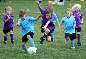 La importancia del Deporte en los niños  bdd5f83da7946