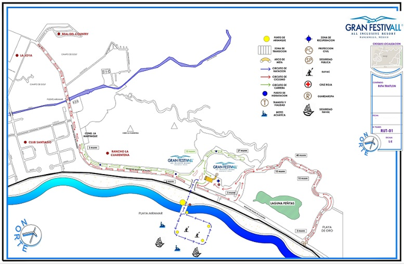 manzanillo colima map images