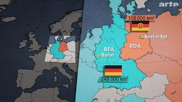 República Democrática Alemana y República Federal Alemana