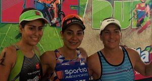 Cecilia Pérez del equipo Sportia-Asdeporte