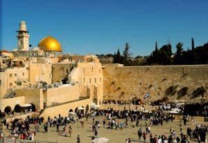 Muro oeste Jerusalén