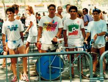 Campeonato Mundial Avignon, Francia 1989, equipo mexicano