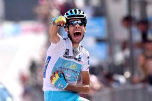 Giro de Italia 2015 - Fabio Aru - etapa 19
