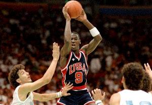 Michael Jordan - Los Ángeles 1984