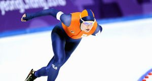 PyeongChang - Carlijn Achtereekte (HOL) 3000 m pista