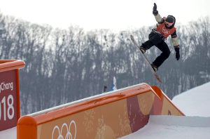 Mark McMorris (CAN) - Slopestyle
