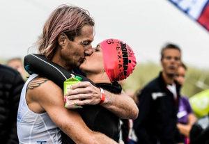 Kissme triathlete