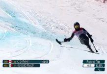 Arly Velázquez - Super-G Sentados - PyeongChang 2018