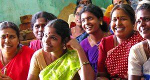 Niñas de India