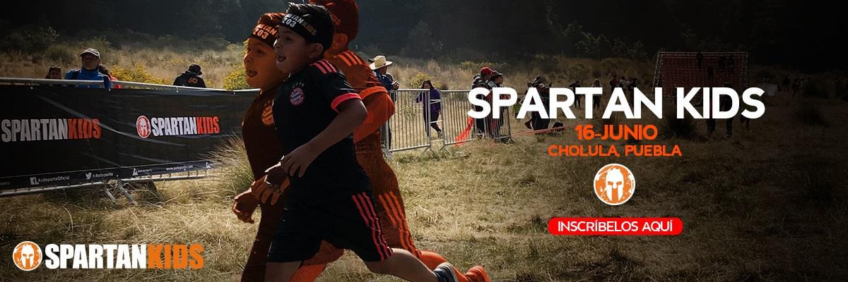 Spartan Cholula Kids 2018