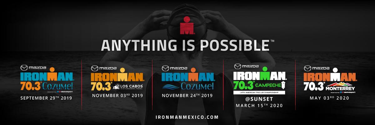 Calendario Ironman 2020.Ironman Asdeporte