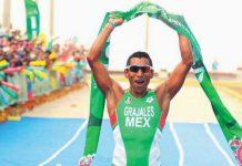 Crisanto Grajales (MEX) - Veracruz 2014