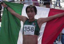 Madaí Pérez (MEX) gana el maratón femenino en Barranquilla 2018