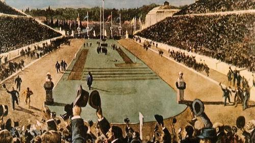 Juegos Olímpicos de Grecia 1896