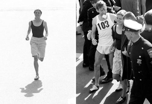 Roberta Gibb - Maratón de Boston 1966