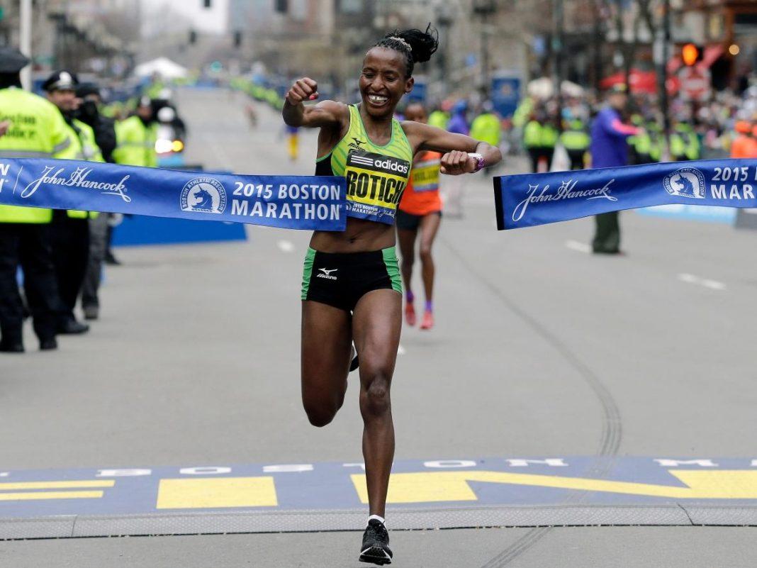 Maratón de Boston 2015