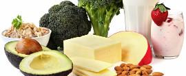 Alimentos ricos en calcio y fósforo