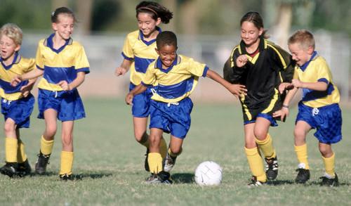 Futbol soccer niños y niñas