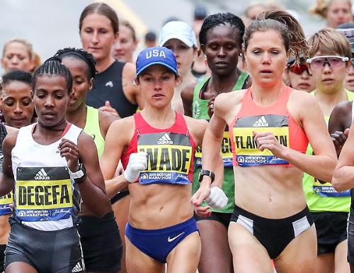 Becky Wade - Maratón de Boston 2019