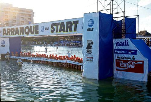 Campeonato Mundial de Triatlón Cancún 1995