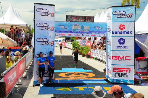 IRONMAN 70.3 Cancún
