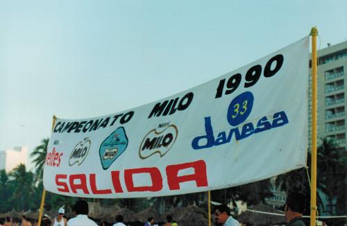 Campeonato Nacional de Triatlón 1990