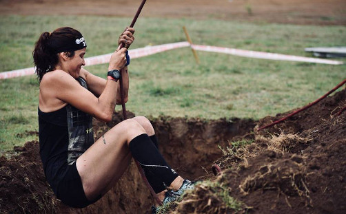 Spartan Race Cholula 2018
