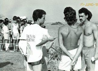 Triatlón Tequesquitengo 1989