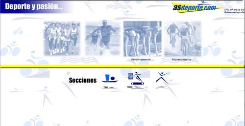 www.asdeporte.com - 17 agosto 2000
