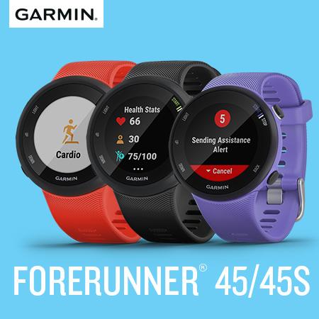 GARMIN Forerunner 45 / 45S