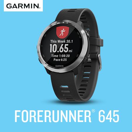 GARMIN Forerunner 645