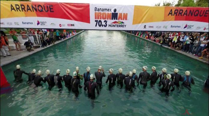 IRONMAN 70.3 Monterrey 2014