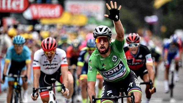 Peter Sagan - Tour de Francia 2019