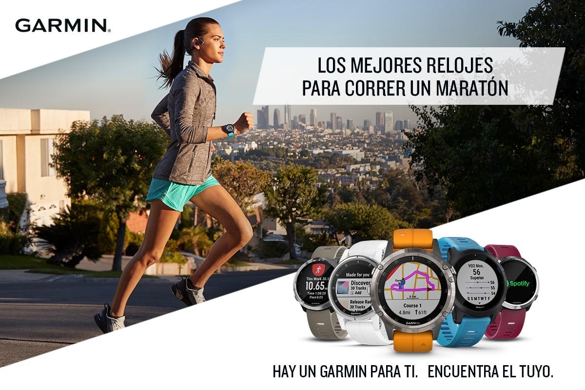 los-mejores-relojes-correr-maraton